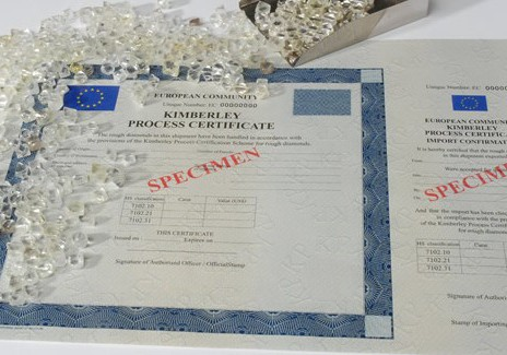 kimberley process certification scheme overview Kimberley process certification scheme (kpcs) background africa has a history of political turmoil, which often led to frequent coups staged by the military.