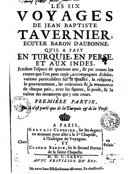 Les-six-voyages-de-Jean-Baptiste-Tavernier