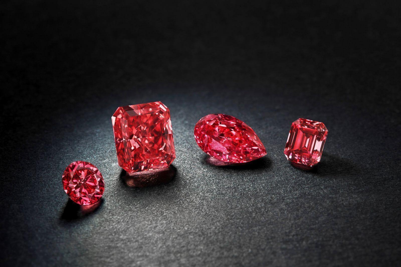 Red Diamonds Rio Tinto
