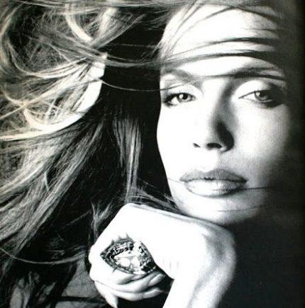 Veruschka by Richard Avedon for Vogue US May 1972