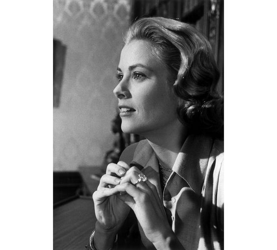 Grace Kelly Engagement